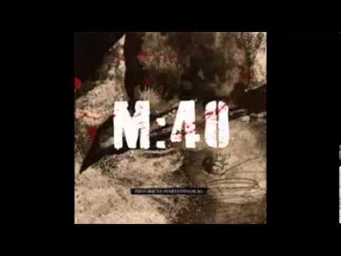 M-40 - historiens svarta vingslag