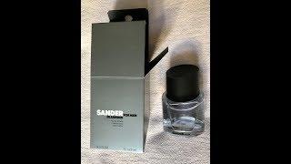 Jil Sander: Sander for Men (EDT) (Review in Bengali)