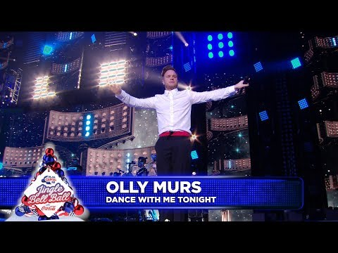 Olly Murs  - 'Dance With Me Tonight' (Live at Capital's Jingle Bell Ball 2018)