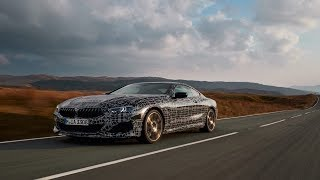 BMW 8 Series will be unveiled in less than a month in the emblematic 24-hour Le Mans endurance race