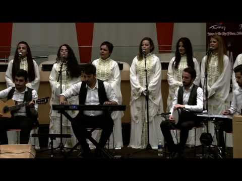 Songs of civilizations at United Nations...