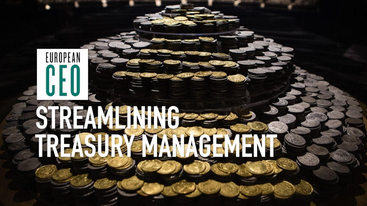 Fides: Streamlining Corporate Treasury Management | European CEO   YouTube