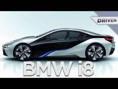 BMW I8 - Drive the Future - TechnoBuffalo's Driven