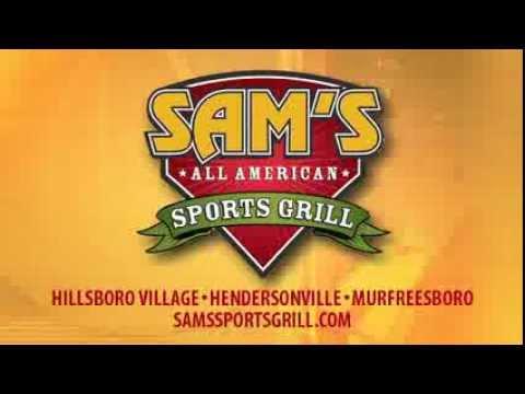Sams Sports Bar - Voted Nashville's #1 Sports Bar - March13