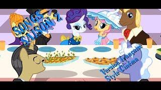 [Chansons] My Little Pony Les Amies C'est Magique - Saison 2 (Style cinéma)