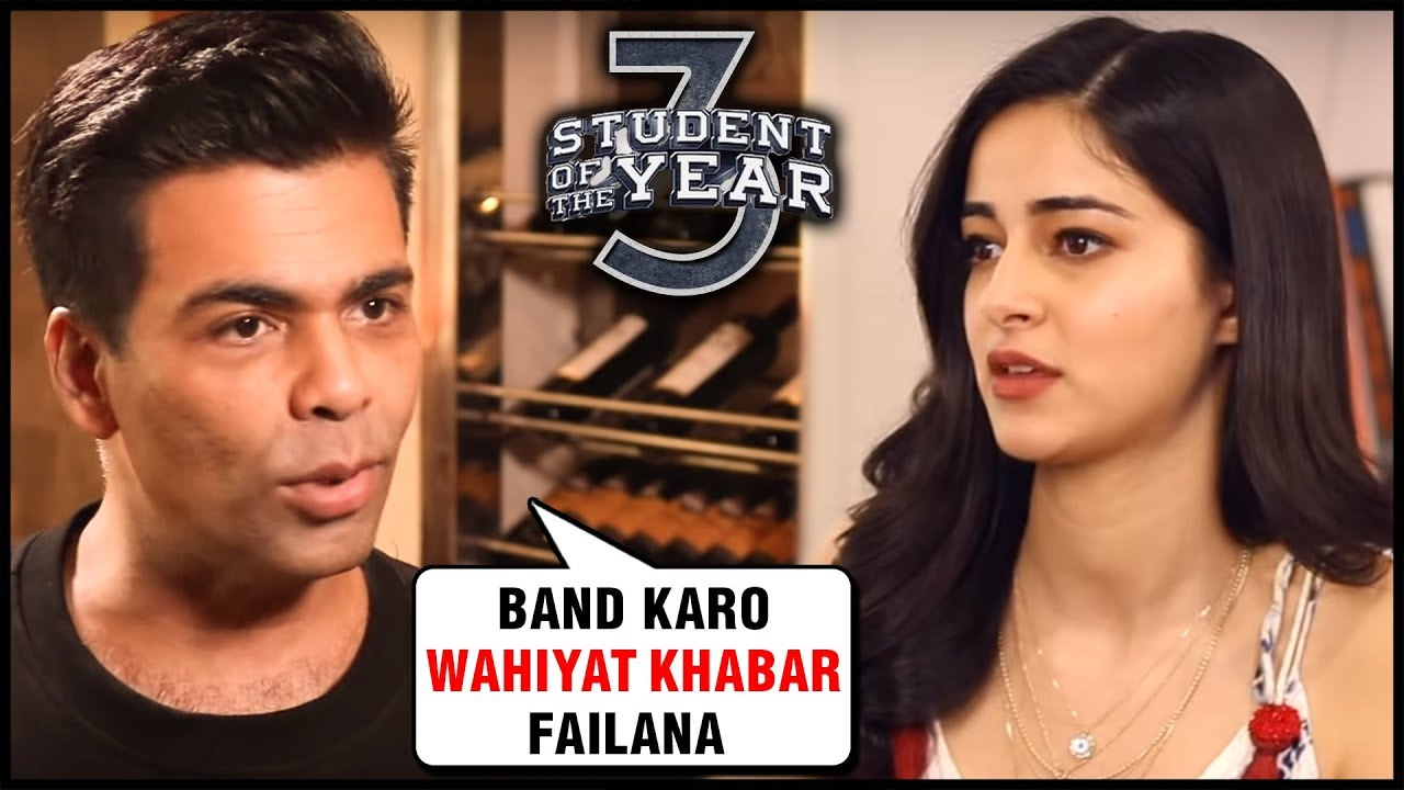Download Karan Johar SCARED To Make Student Of The Year 3 After SOTY 2 Failure?