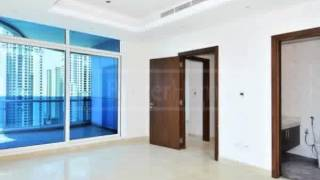 Orra Marina Dubai Marina Balcony w/ Marina View Unfurnished Spacious Kitchen