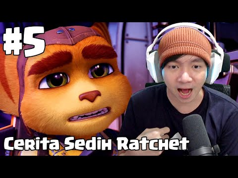 Kisah Sedih Ratchet – Ratchet & Clank : Rift Apart Indonesia – Part 5