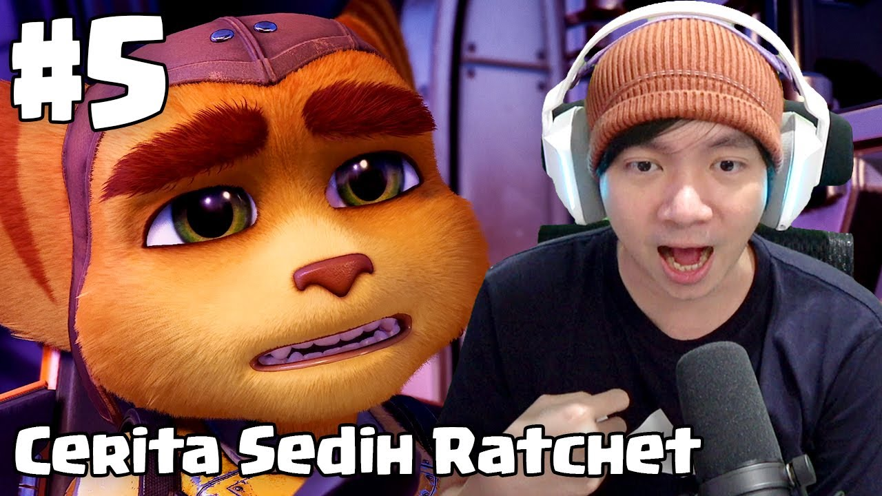 Kisah Sedih Ratchet - Ratchet & Clank : Rift Apart Indonesia - Part 5