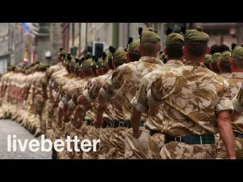 The Best Military Marches Around the World Ever | Greatest