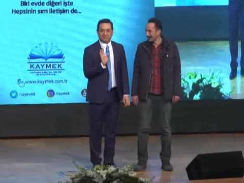 ZAFER KİRAZ'DAN İLETİŞİM SEMİNERİ