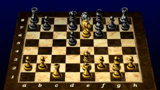 Power Chess 98 Steinitz v Von Bardeleben