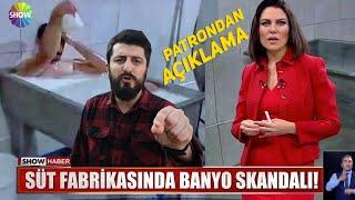SÜT BANYOSU REZALETİ AÇIKLAMASI PES DEDİRTTİ - Röportaj Adam
