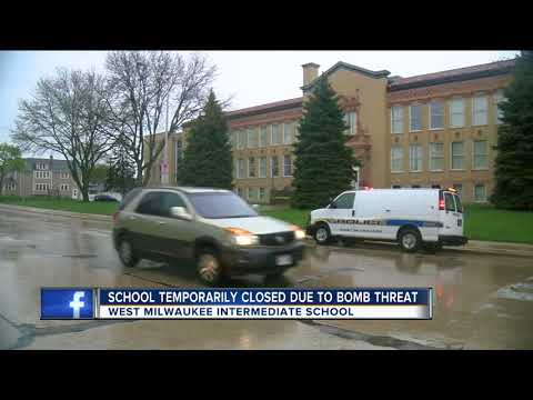 West Milwaukee Intermediate School closes due to bomb threat