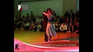 Donato Juarez y Carolina del Rivero-Derecho Viejo-Osvaldo Pugliese