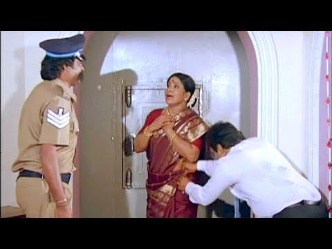 Rajinikanth Comedy | Prabhu | Manorama | Super Hit HD Tamil Full Movie Comedy | Full Funny Video
