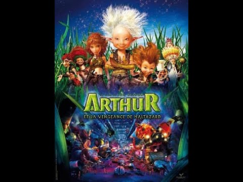 Download Opening To Arthur And The Invisibles 2:The Revenge Of Maltazard 2010 DVD (Brazillian Copy)