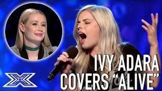 Incredible Sia Cover From IVY ADARA | X Factor Global