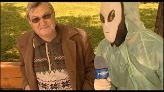 Лудия репортер - Съществуват ли извънземни