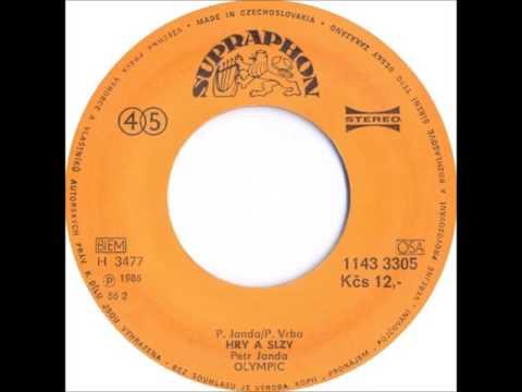 Olympic - Hry a slzy 1986 Vinyl Records 45rpm