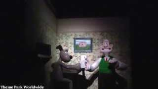 Wallace And Gromit Thrill-O-Matic On Ride POV - Blackpool Pleasure Beach