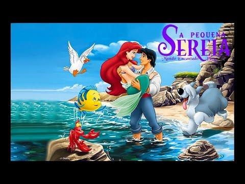 A Pequena Sereia 3 A História de Ariel Dublado Online desenhos animados em portugues completos