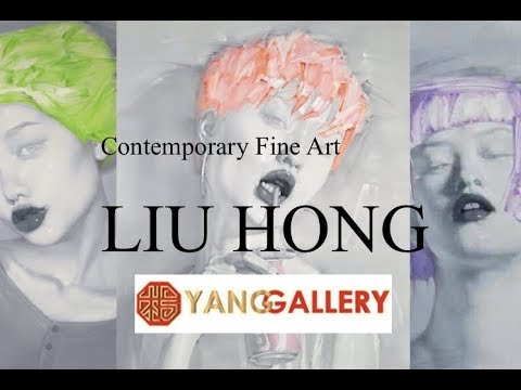 YANG Gallery | Contemporary Fine Art Collection - Liu Hong