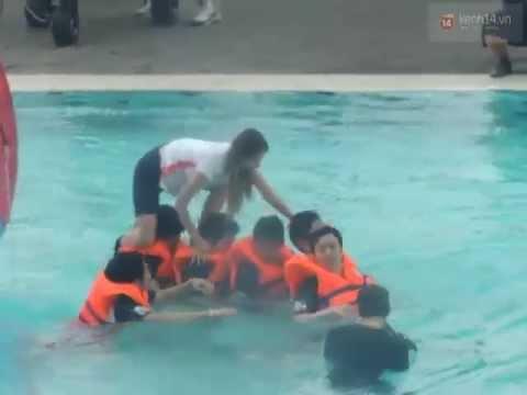 Jiyeon giành chiến thắng trước team VN