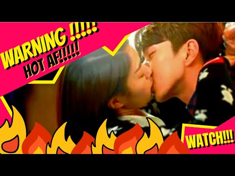 I'm Not A Robot Kiss Scene Behind The Scenes [BTS] Subbed By Kdrama Dhara