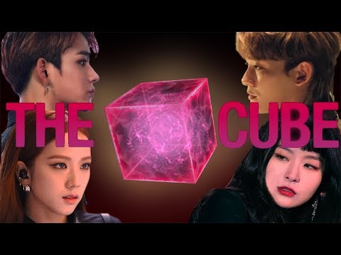 The Cube [Fanmade Trailer] [EXO, NCT, BLACKPINK, RED VELVET]