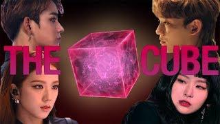 The Cube [Fanmade Trailer] [EXO, NCT, BLACKPINK, RED VELVET]