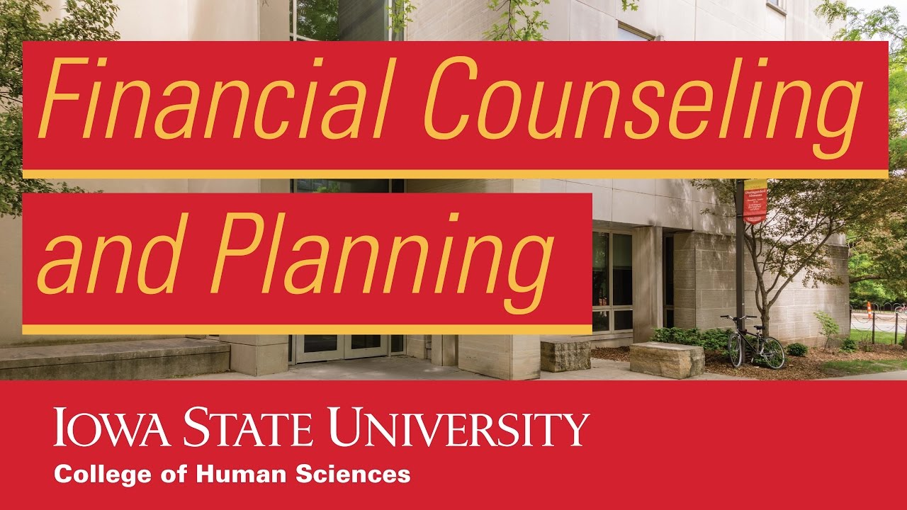 Financial counseling and planning | Department of Human ...