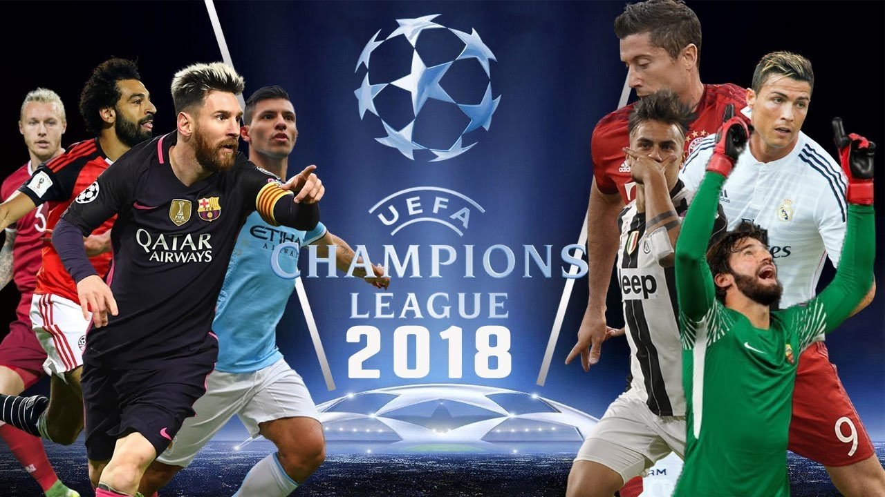 Ucl Quarter Final Draw 2018 Uefa Champions League Top 8