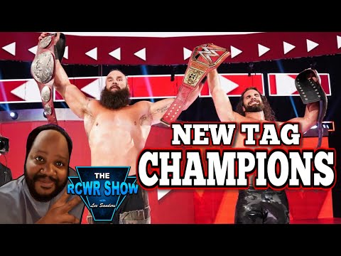 WWE RAW 8-19-19 Review: King of the Ring Begins, Braun & Rollins new Tag Champs! NXT to USA Network