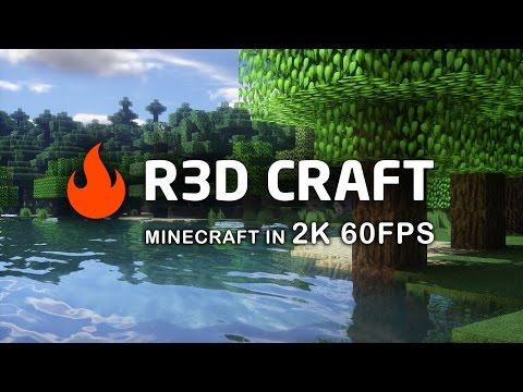 R3D CRAFT - Home