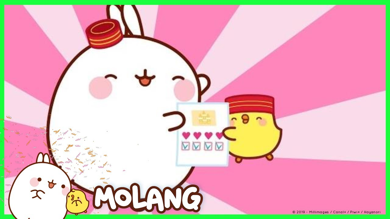 molang the hotel cartoon for kids youtube. Black Bedroom Furniture Sets. Home Design Ideas