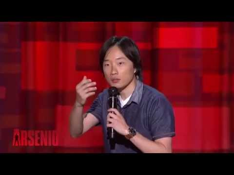 Jimmy O. Yang on The Arsenio Show
