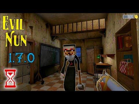 Обновление Монахини! Добавлен магазин оружия и улучшений | Evil Nun 1.7.0