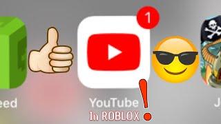 Roblox BloxTube EP1 | 1,000 SUBS