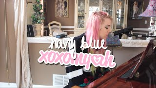 Video Myah Alanna | Navy Blue By TSSF ( cover ) download MP3, 3GP, MP4, WEBM, AVI, FLV Maret 2017