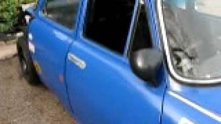 Rover k series finally in the old skoda