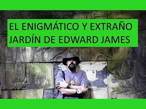 EL ENIGMÁTICO Y EXTRAÑO JARDÍN DE EDWARD JAMES
