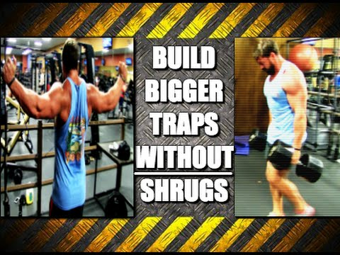 High Intensity Routine For Building MONSTER Traps