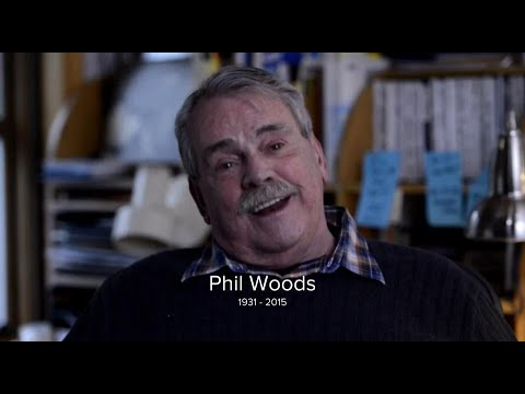 Mr. Phil Woods on playing with Charlie Parker.