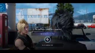 Final fantasy XV part 3  ps4 broadcast