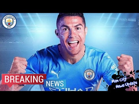 Man City Offer Cristiano Ronaldo TWO-YEAR Contract