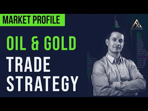 Market Profile Trading: Gold & Oil Trade Strategy Using Volume Profiles | Axia Futures