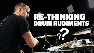 Re-Thinking Drum Rudiments - Free Drum Lessons