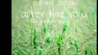 After The Rain (The perfume song) - Adhitia Sofyan (Original - Audio only).