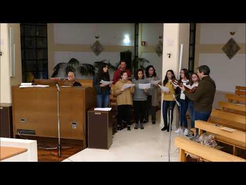 """2019 - """"Esse é Jesus"""" - Coro Juvenil de São Pedro do Mar, Quarteira"""